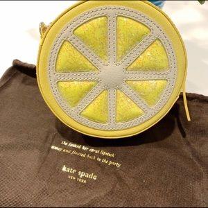 Kate Spade Lemon slice crossbody bag